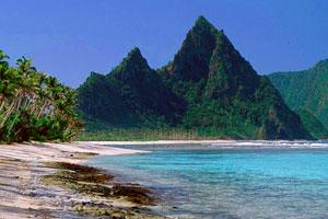 Ofu Beach National Park of American Samoa NPS Photo by John Brooks