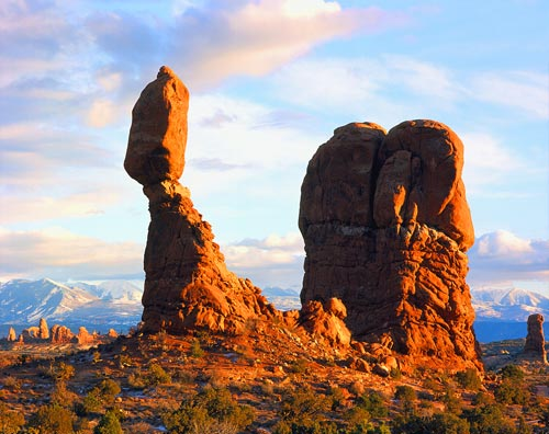 Balanced Rock Picture by Neal Herbert NPS