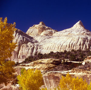 Navajo Dome in Capitol Reef National Park picture by NPS