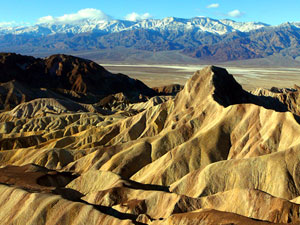 Death Valley National Park Picture by Alan Van Valkenburg of NPS