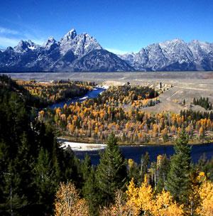 Grand Teton National Park Photo by NPS