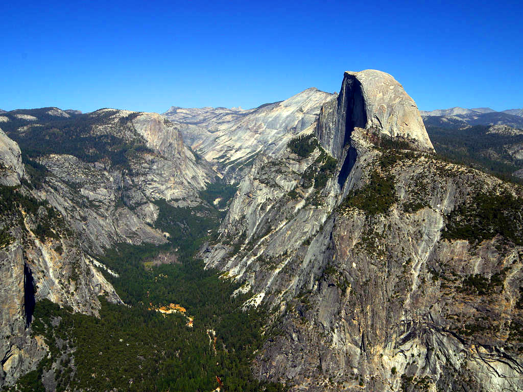 Yosemite National Park. Yosemite National Park (California, USA)